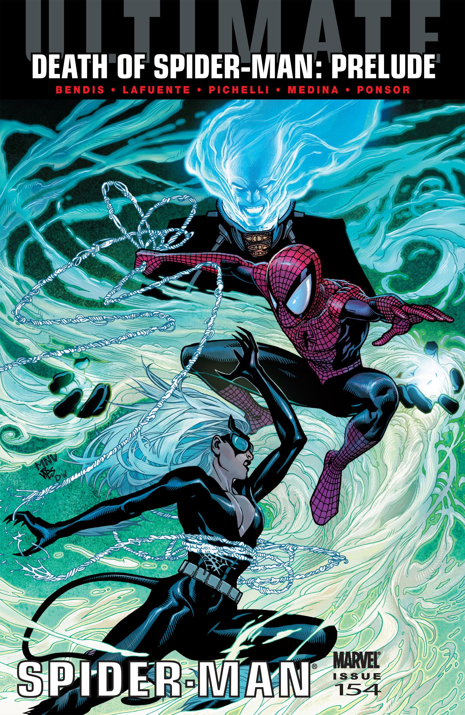 Ultimate Comics Spider-Man (2009) #154