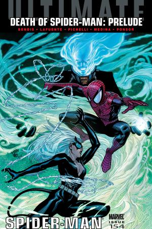 Ultimate Comics Spider-Man #154