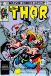 Thor (1966) #332 Cover