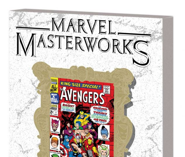 MARVEL MASTERWORKS: THE AVENGERS VOL. 5 TPB VARIANT