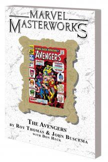 Marvel Masterworks: The Avengers (Trade Paperback)