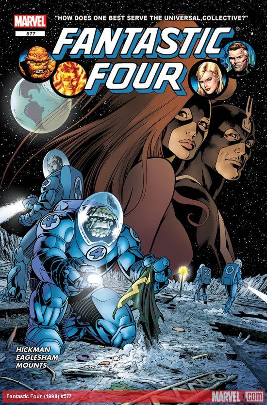 Fantastic Four (1998) #577
