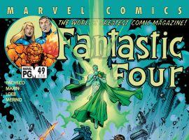 Fantastic Four (1998) #49 Cover