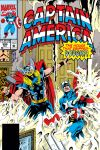 Captain America (1968) #395 Cover