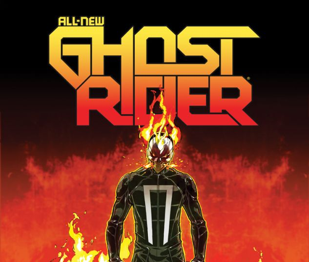 All-New Ghost Rider (2014) #1 (SMITH VEHICLE VARIANT