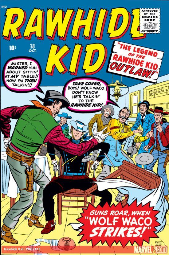 Rawhide Kid (1955) #18
