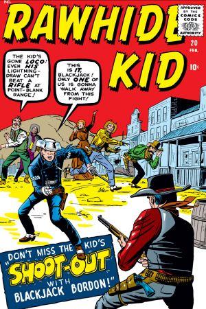 Rawhide Kid #20