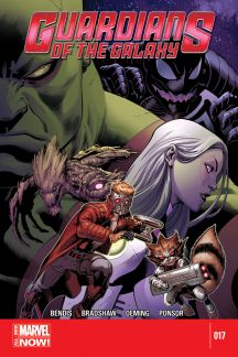 Guardians of the Galaxy (2013) #17