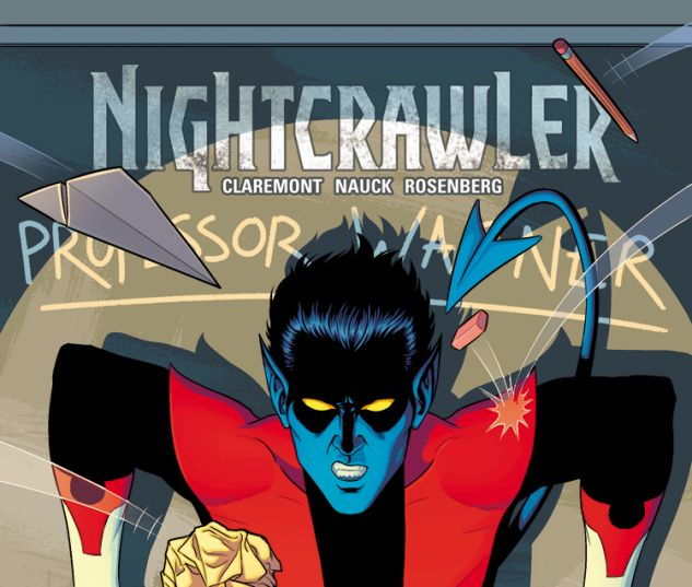 NIGHTCRAWLER 5 (ANMN, WITH DIGITAL CODE)