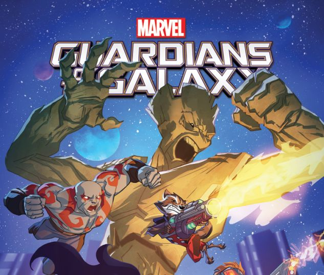 MARVEL UNIVERSE GUARDIANS OF THE GALAXY 2
