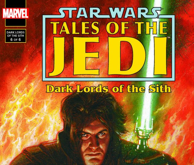 Star Wars: Tales Of The Jedi - Dark Lords Of The Sith (1994) #6