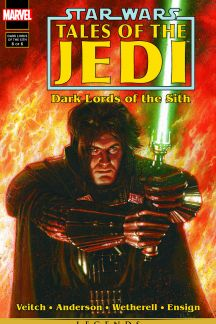 Star Wars: Tales Of The Jedi - Dark Lords Of The Sith #6