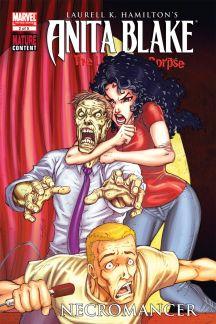 Anita Blake, the Laughing Corpse - Necromancer #2