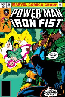 Power Man and Iron Fist (1978) #67