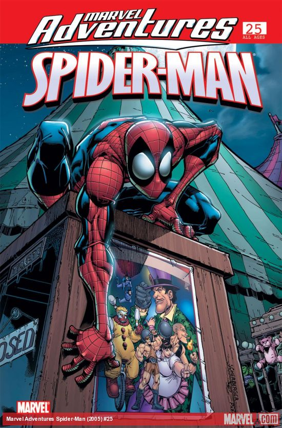 Marvel Adventures Spider-Man (2005) #25
