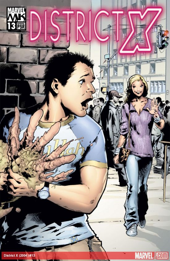 District X (2004) #13