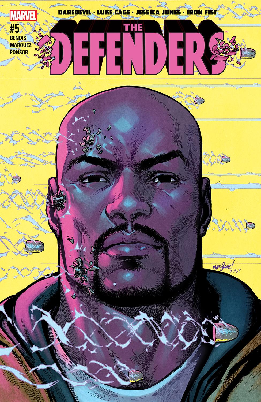 Defenders (2017) #5