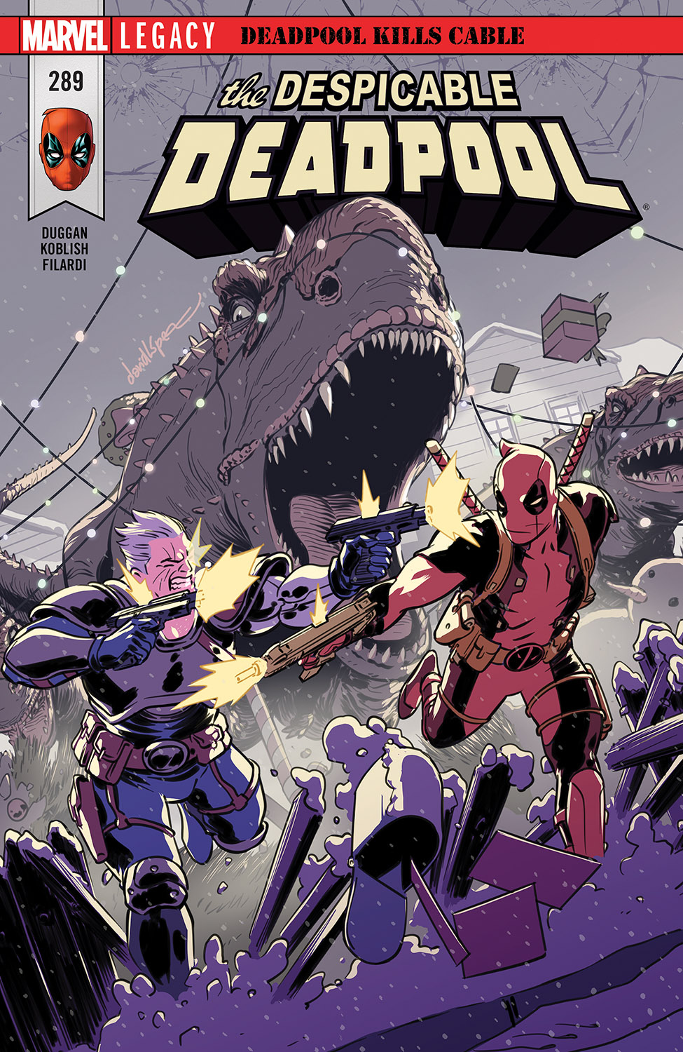 Despicable Deadpool (2017) #289