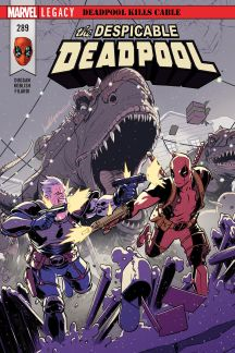Despicable Deadpool #289