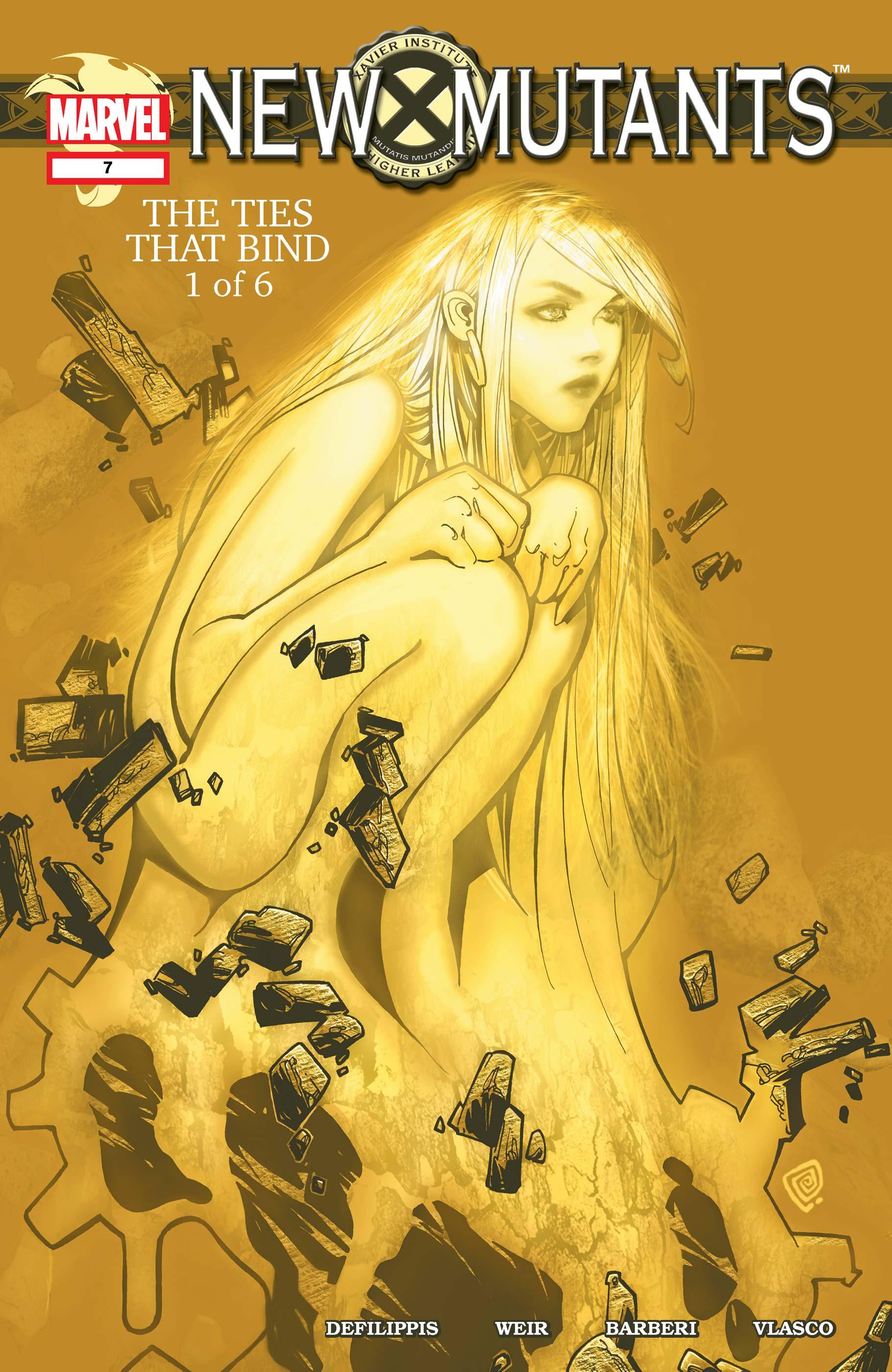 New Mutants (2003) #7