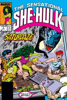 Sensational She-Hulk (1989) #5