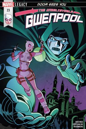 The Unbelievable Gwenpool (2016) #23