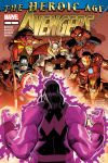 Avengers (2010) #2