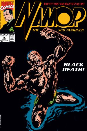 Namor: The Sub-Mariner (1990) #4