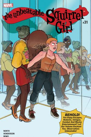 The Unbeatable Squirrel Girl #31