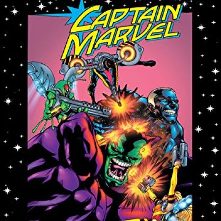 Captain Marvel (2000 - 2002)