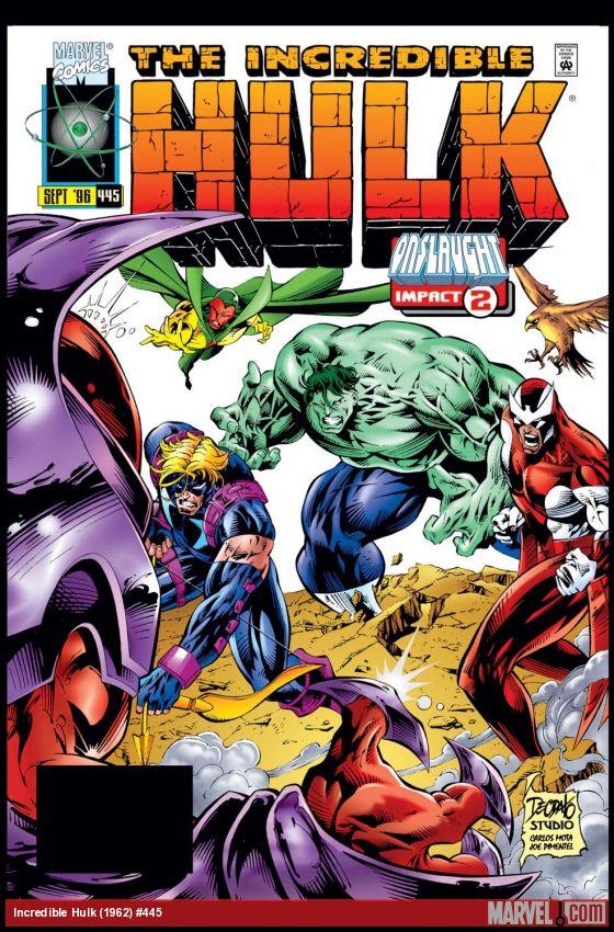Incredible Hulk (1962) #445