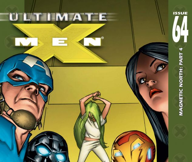Ultimate X-Men (2001) #64