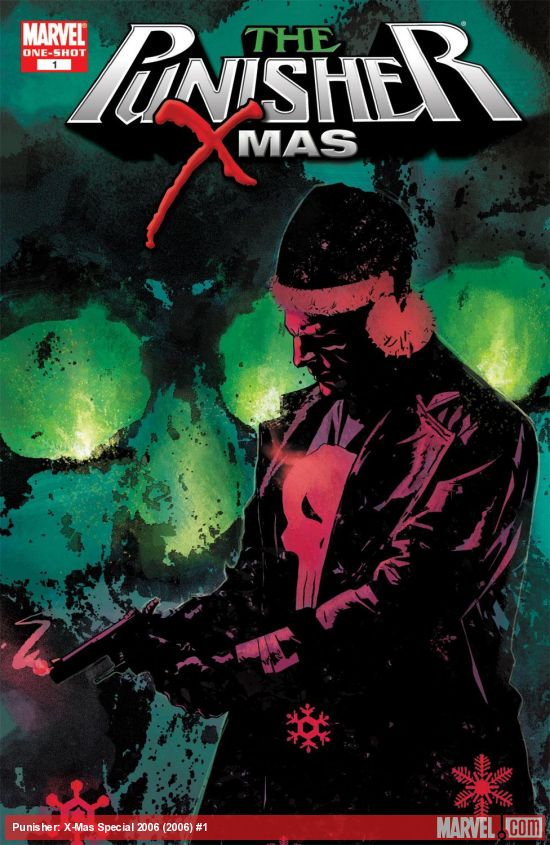 Punisher: X-Mas Special (2006) #1