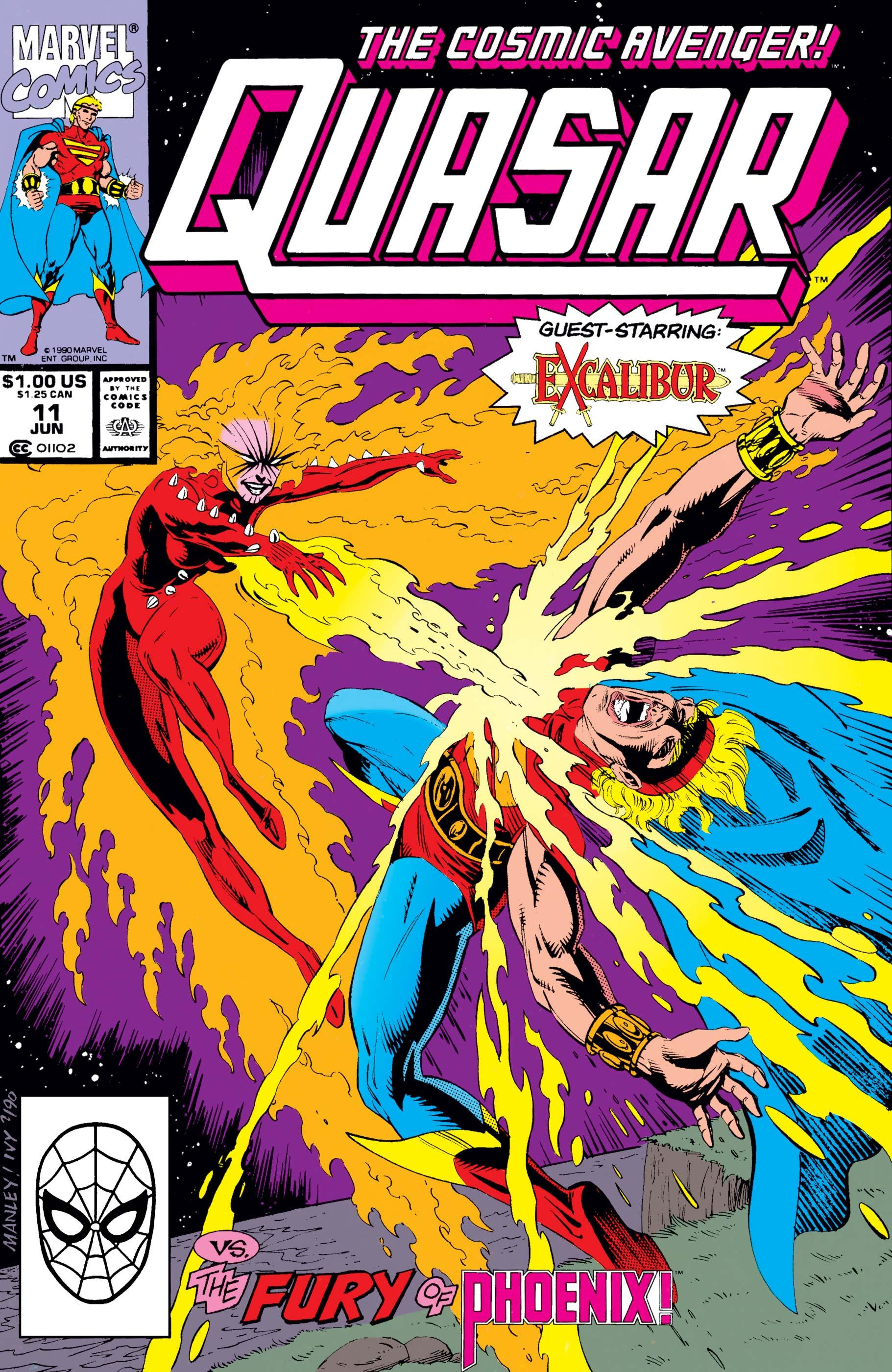 Quasar (1989) #11