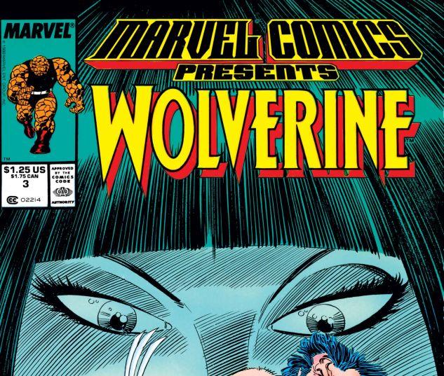 Marvel Comics Presents (1988) #3