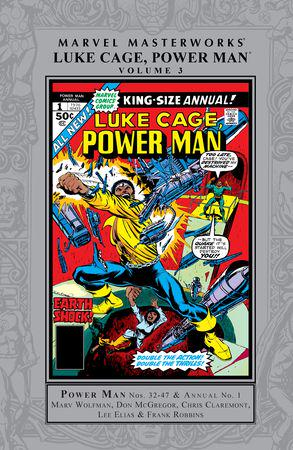 Marvel Masterworks: Luke Cage, Power Man Vol. 3 (Hardcover)