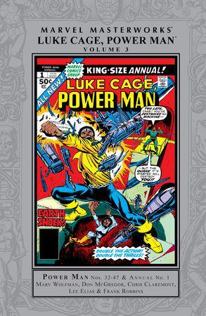Marvel Masterworks: Luke Cage, Power Man Vol. 3 (Hardcover)