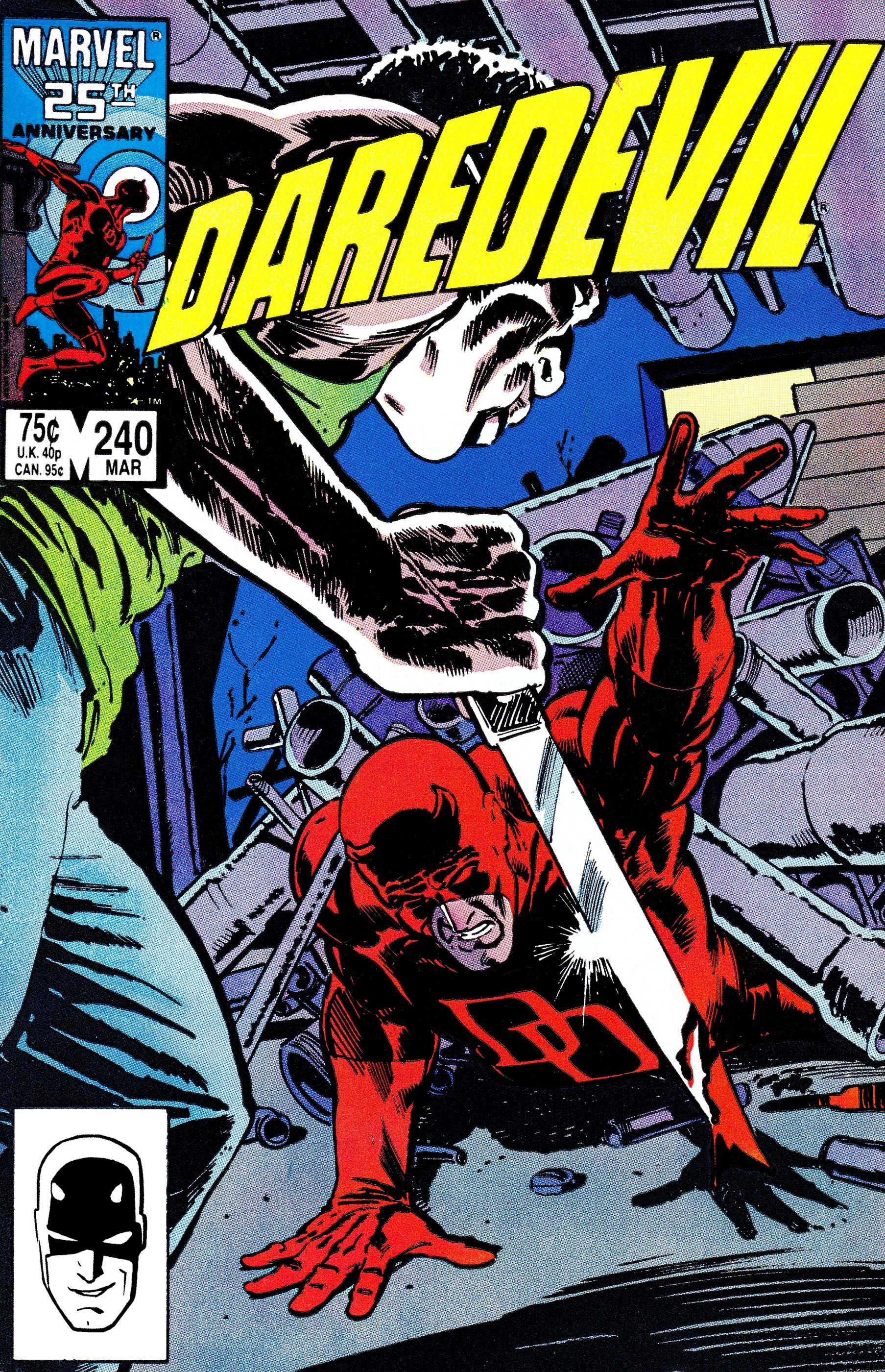 Daredevil (1964) #240