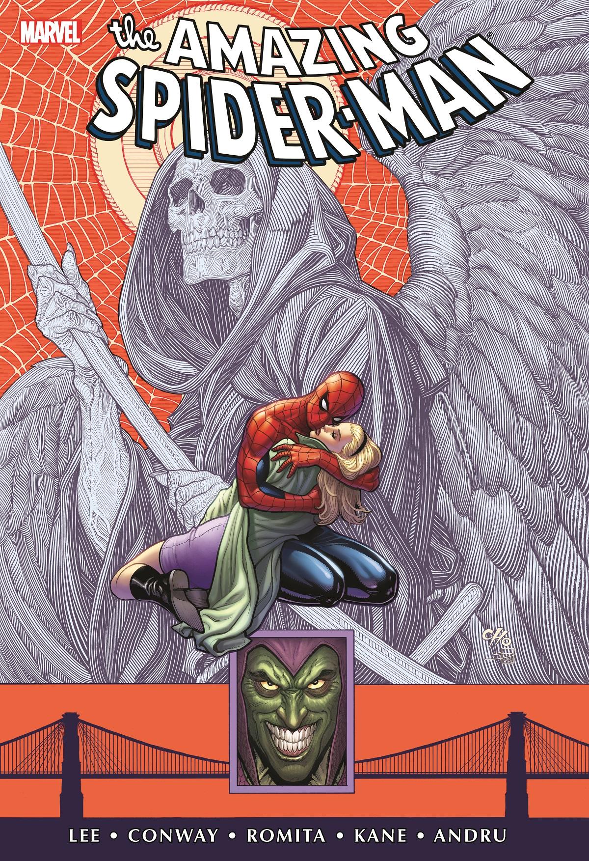 The Amazing Spider-Man Omnibus Vol. 4 (Hardcover)