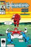 EXCALIBUR (1988) #3