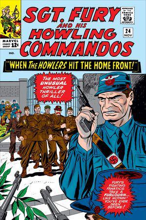 Sgt. Fury (1963) #24