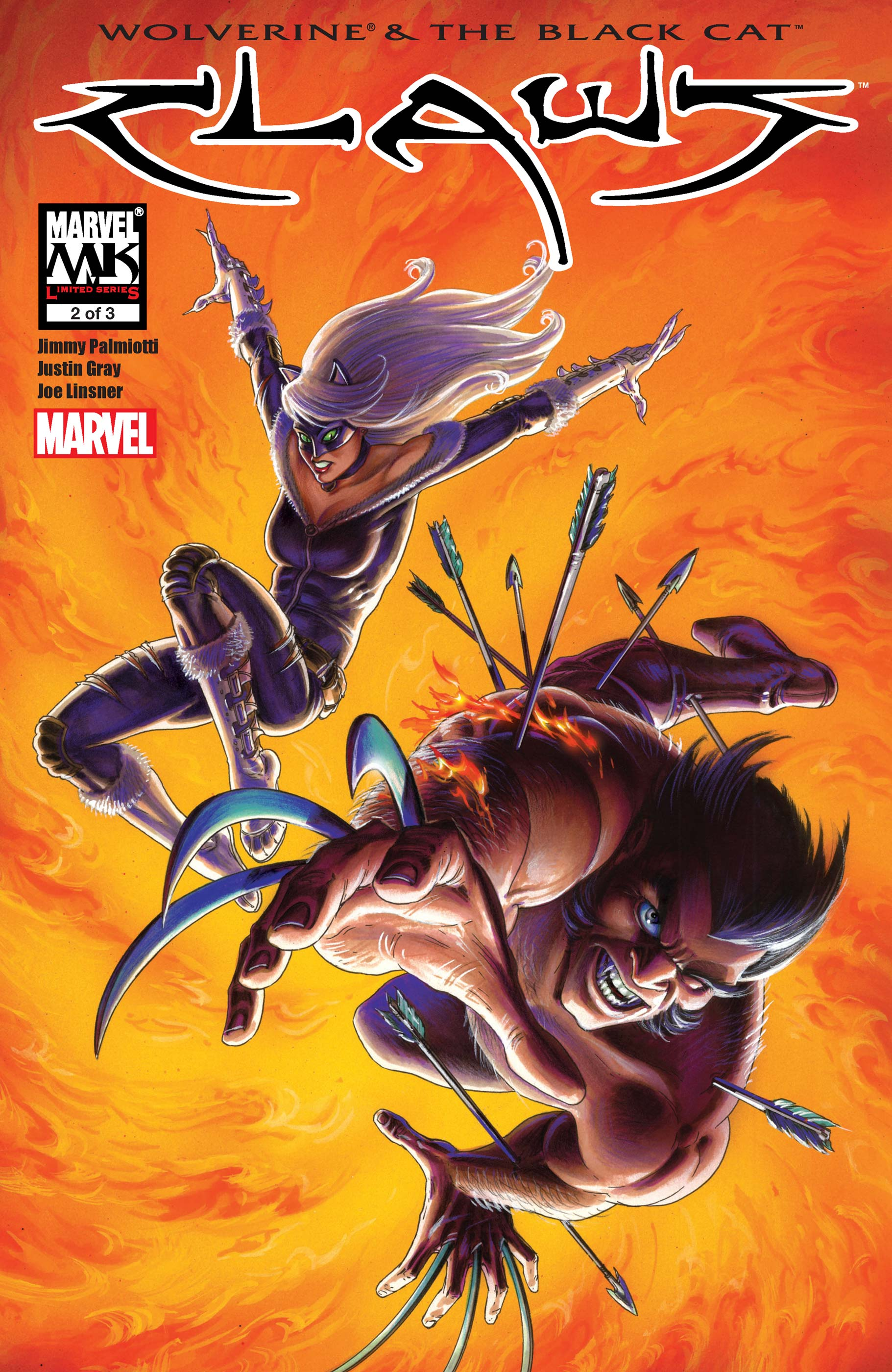 Claws (2006) #2