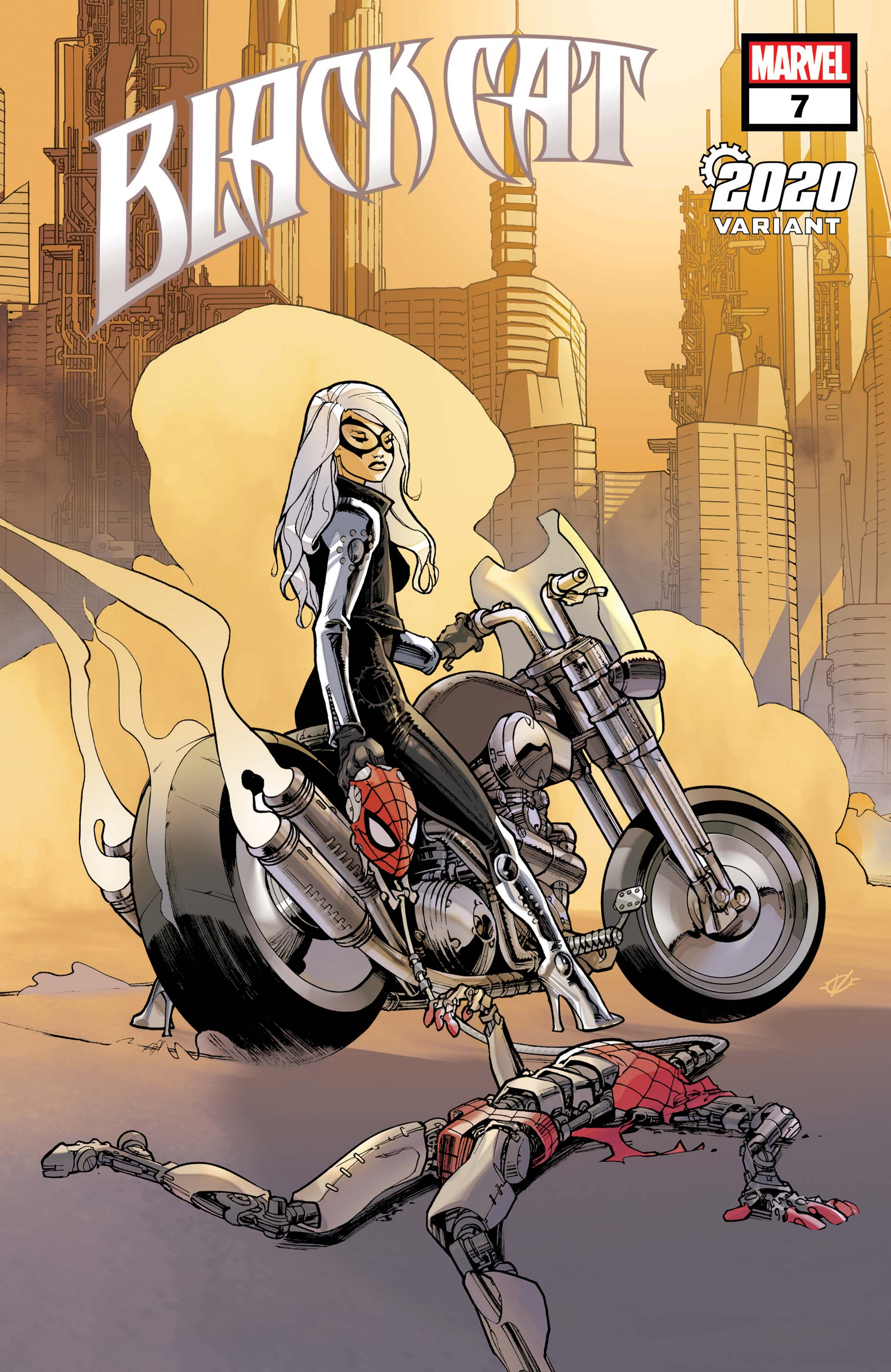 Black Cat (2019) #7 (Variant)