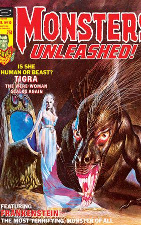 Monsters Unleashed (1973) #10