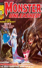 Monsters Unleashed (1973) #10 cover