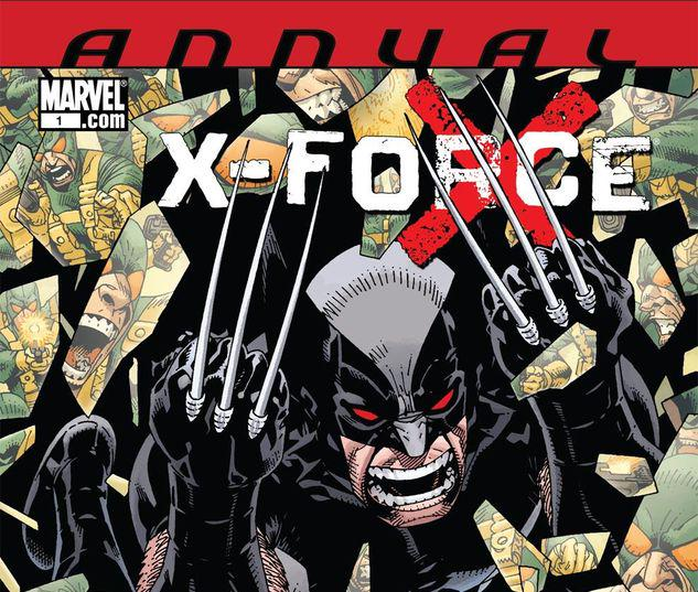 X-Force Annual #1