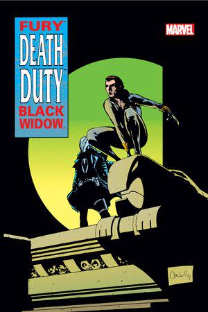 Fury/Black Widow: Death Duty #1
