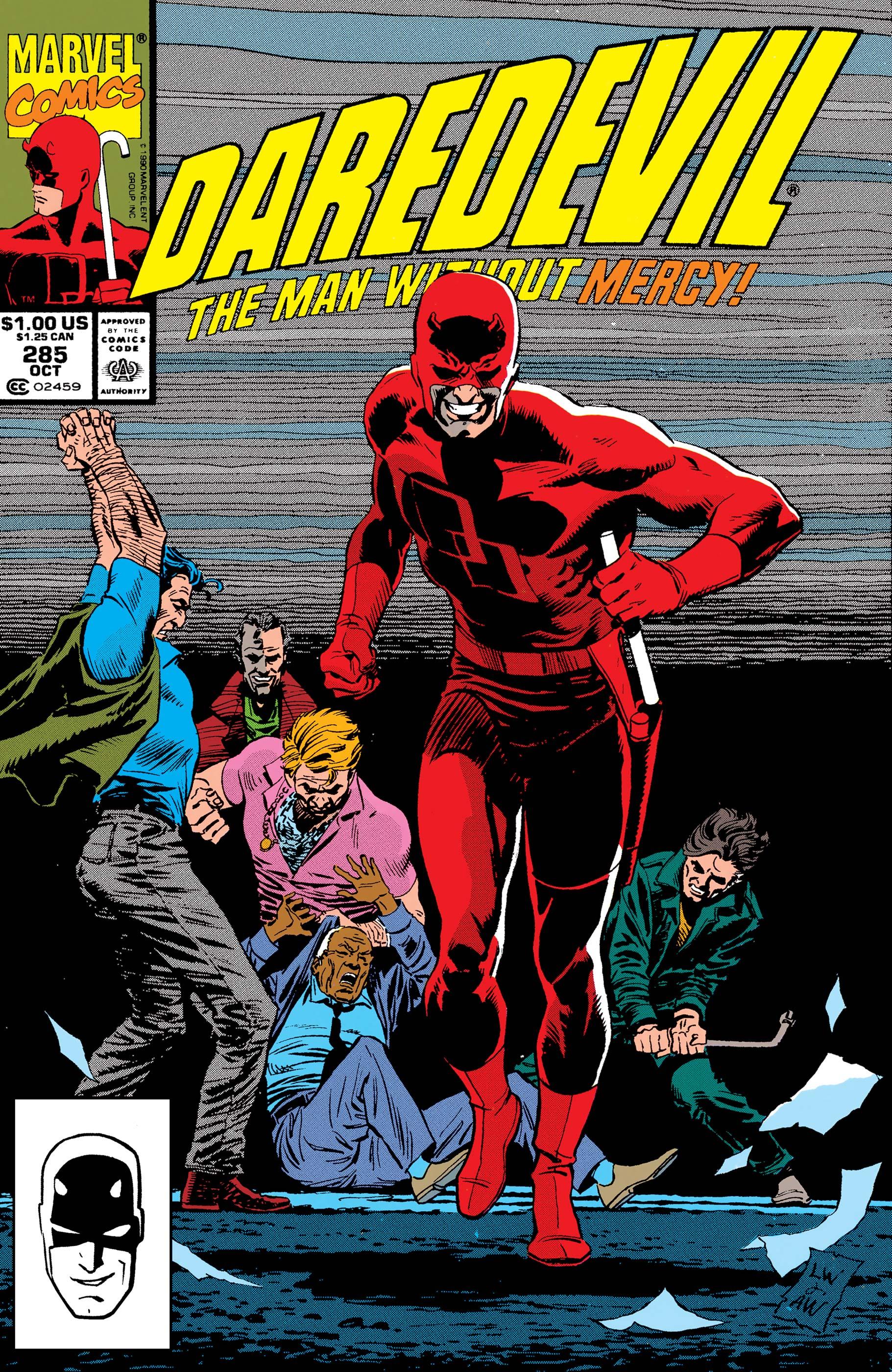 Daredevil (1964) #285