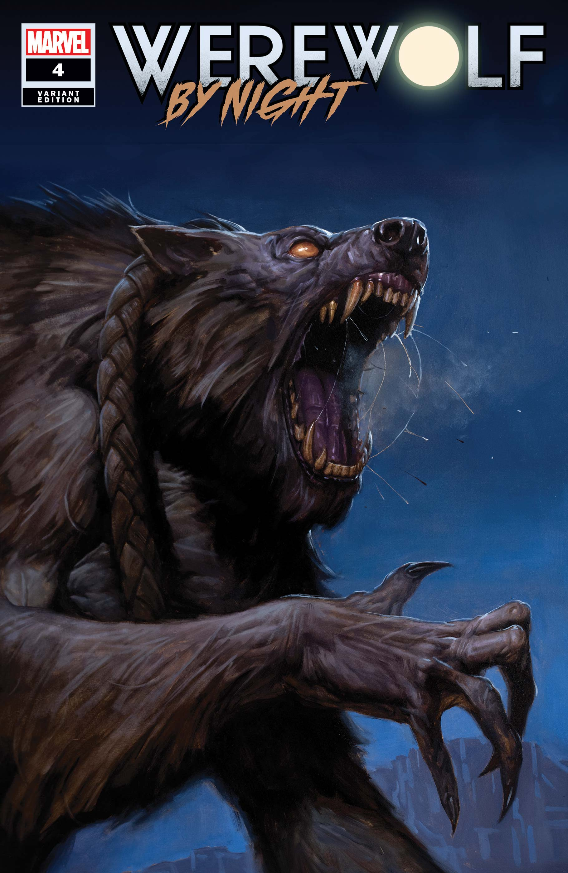 Werewolf by Night (2020) #4 (Variant)