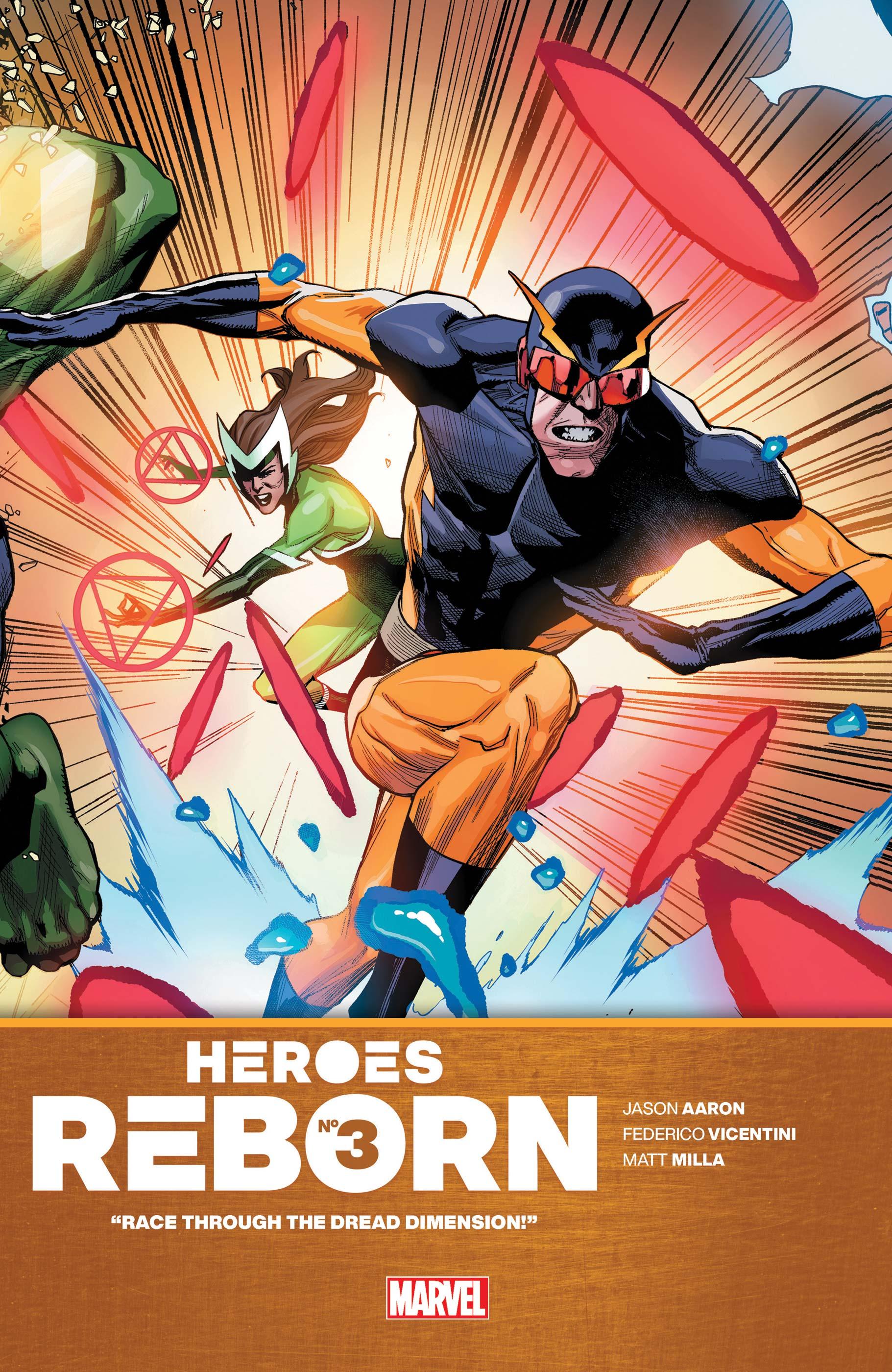 Heroes Reborn (2021) #3